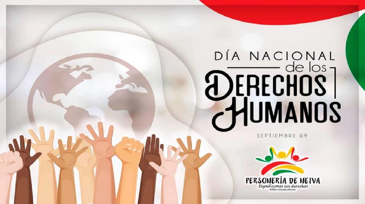 DÍA DE LOS DERECHOS HUMANOS EN COLOMBIA
