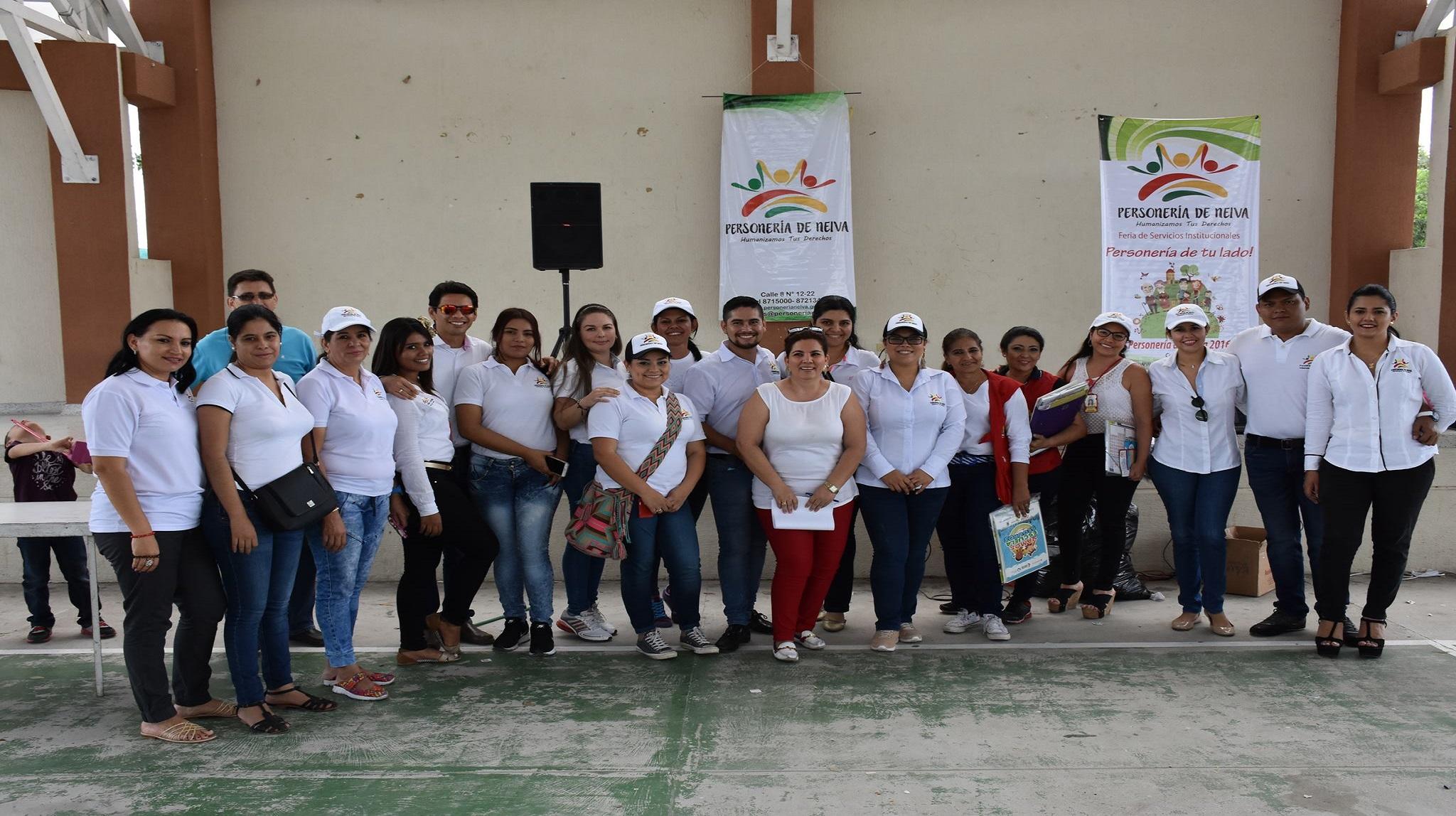 TERCERA FERIA DE SERVICIOS INSTITUCIONALES